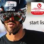 Start lists and start numbers