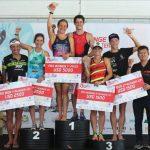 Steven McKenna and Kerry Morris claim victory at Challenge Iskandar Puteri