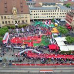 New transition zone Challenge Heilbronn for more athletes' amenities