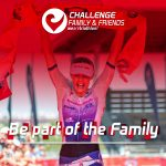 Be part of the Challenge Family and Friends ambassador program