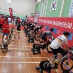Challenge Gunsan-Saemangeum wants to offer their athletes a race: the world's first multi-day indoor triathlon event!