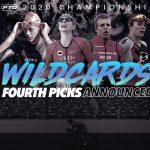 PTO announces Sam Long, Danielle Dingman, Magnus Ditlev and Renee Kiley as wildcard selections for PTO 2020 Championship at Challenge Daytona