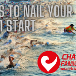 Three PRO tips to nail your triathlon swim start