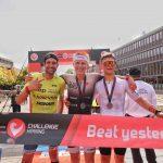 Thor Benix Madsen and Lisa Gerss Triumph at Garmin Challenge Herning