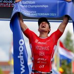Høgenhaug and de Vries Crowned World Champions at Challenge Almere-Amsterdam